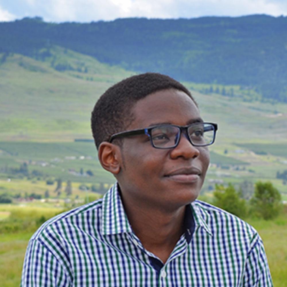 Philip Jaling undergraduate student