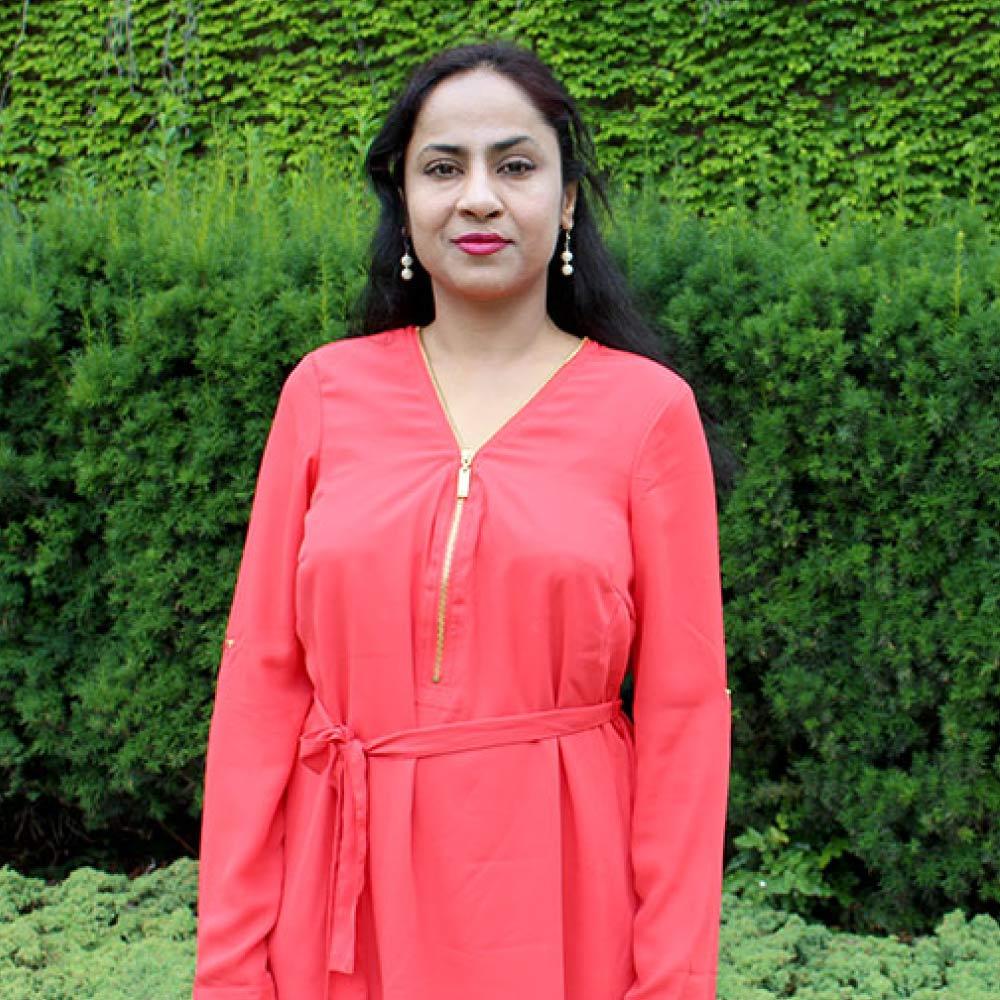 Romi Jain postdoctoral fellow