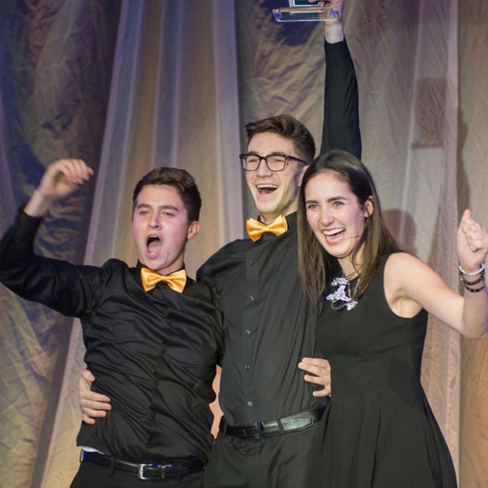 JDC West 2016 winners