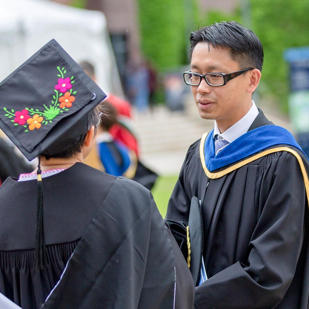Graduation Day at UBCO