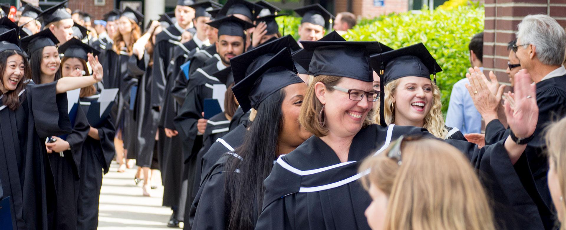 Graduation at UBCO